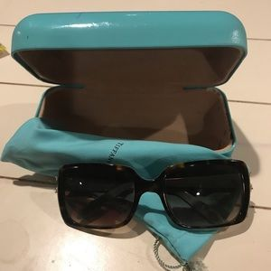 Used Tiffany Sunglasses